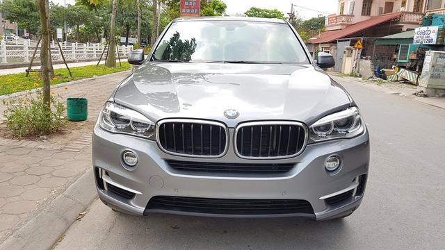 BMW X5 đi 4 năm khấu hao bằng một chiếc BMW 320i mới của THACO - Ảnh 1.