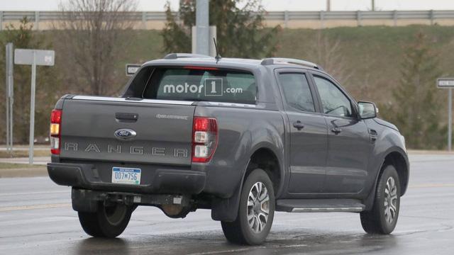 Ford Ranger Wildtrak bị bắt gặp chạy thử cạnh Ranger Raptor tại Mỹ - Ảnh 5.