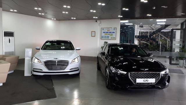 Cạnh tranh Mercedes-Benz C-Class, Genesis G70 được chào giá 1,7 tỷ đồng - Ảnh 3.