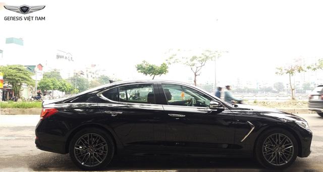 Cạnh tranh Mercedes-Benz C-Class, Genesis G70 được chào giá 1,7 tỷ đồng - Ảnh 5.