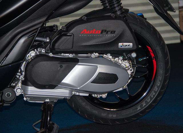 Tăng giá, Piaggio Medley mới có gì để cạnh tranh SH125i ABS tại Việt Nam? - Ảnh 29.