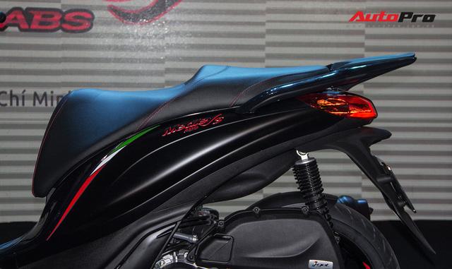 Tăng giá, Piaggio Medley mới có gì để cạnh tranh SH125i ABS tại Việt Nam? - Ảnh 28.
