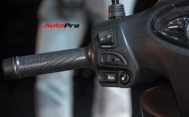 Tăng giá, Piaggio Medley mới có gì để cạnh tranh SH125i ABS tại Việt Nam? - Ảnh 14.