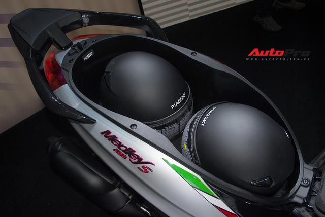 Tăng giá, Piaggio Medley mới có gì để cạnh tranh SH125i ABS tại Việt Nam? - Ảnh 26.