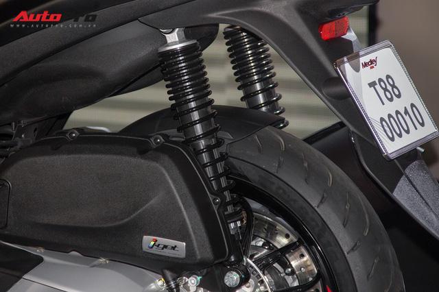 Tăng giá, Piaggio Medley mới có gì để cạnh tranh SH125i ABS tại Việt Nam? - Ảnh 21.