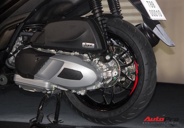 Tăng giá, Piaggio Medley mới có gì để cạnh tranh SH125i ABS tại Việt Nam? - Ảnh 10.