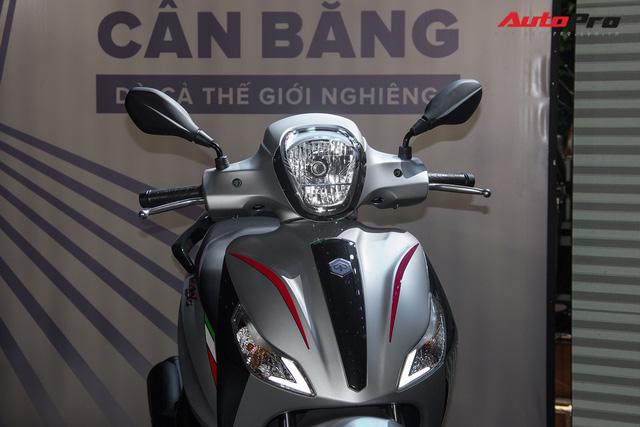Tăng giá, Piaggio Medley mới có gì để cạnh tranh SH125i ABS tại Việt Nam? - Ảnh 8.