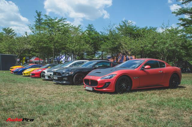 Dàn siêu xe đủ sắc màu tụ tập tại Đại hội mô tô Việt Nam 2018 - Ảnh 13.