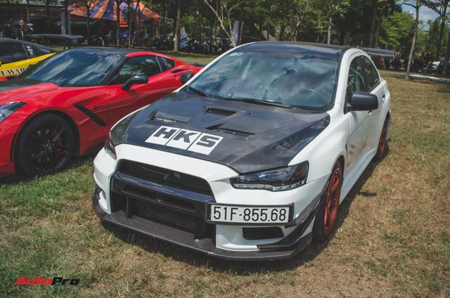Dàn siêu xe đủ sắc màu tụ tập tại Đại hội mô tô Việt Nam 2018 - Ảnh 18.