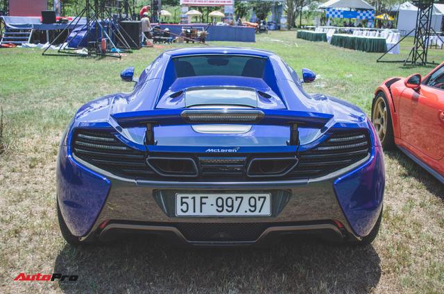 Dàn siêu xe đủ sắc màu tụ tập tại Đại hội mô tô Việt Nam 2018 - Ảnh 7.