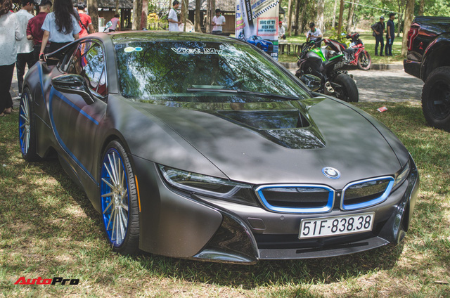 Dàn siêu xe đủ sắc màu tụ tập tại Đại hội mô tô Việt Nam 2018 - Ảnh 23.