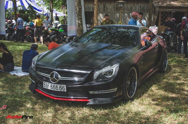 Dàn siêu xe đủ sắc màu tụ tập tại Đại hội mô tô Việt Nam 2018 - Ảnh 24.