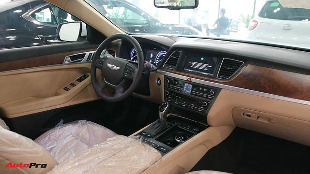 Khám phá Genesis G80 - Xe sang Hàn Quốc cạnh tranh Mercedes-Benz E-Class tại Việt Nam - Ảnh 9.