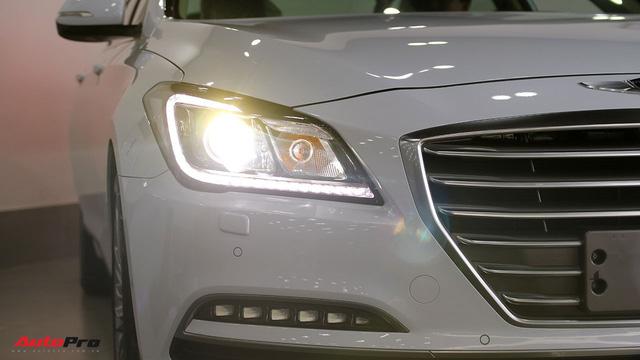Khám phá Genesis G80 - Xe sang Hàn Quốc cạnh tranh Mercedes-Benz E-Class tại Việt Nam - Ảnh 5.