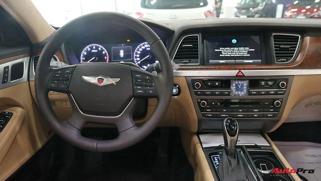 Khám phá Genesis G80 - Xe sang Hàn Quốc cạnh tranh Mercedes-Benz E-Class tại Việt Nam - Ảnh 2.