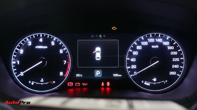 Khám phá Genesis G80 - Xe sang Hàn Quốc cạnh tranh Mercedes-Benz E-Class tại Việt Nam - Ảnh 12.
