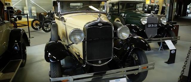 Bộ sưu tập xe Ford lớn nhất thế giới chuẩn bị được đem bán đấu giá - Ảnh 3.