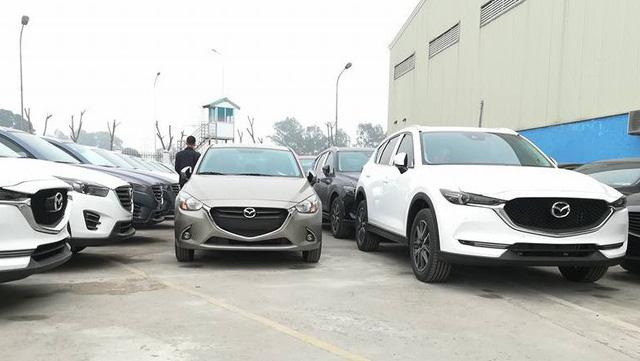 Ô tô đồng loạt tăng giá - Tan cơn mơ xe giá rẻ 2018 - Ảnh 2.