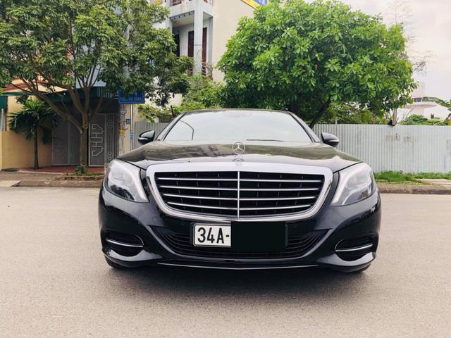 """Mercedes-Benz S400 2014 """"nâng cấp"""" lên S500 được rao bán ngang giá lăn bánh E200 mới - Ảnh 3."""