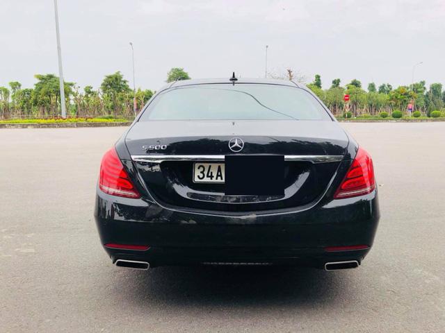 """Mercedes-Benz S400 2014 """"nâng cấp"""" lên S500 được rao bán ngang giá lăn bánh E200 mới - Ảnh 5."""
