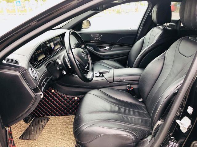 """Mercedes-Benz S400 2014 """"nâng cấp"""" lên S500 được rao bán ngang giá lăn bánh E200 mới - Ảnh 8."""