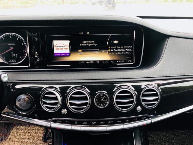"""Mercedes-Benz S400 2014 """"nâng cấp"""" lên S500 được rao bán ngang giá lăn bánh E200 mới - Ảnh 7."""