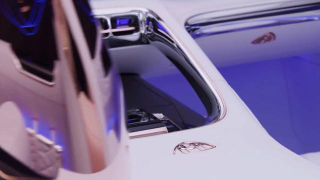 Mercedes-Maybach hé lộ xe mới, có thể là SUV siêu sang đầu tiên - Ảnh 3.