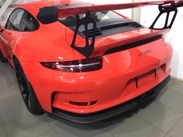Ông trùm cafe Trung Nguyên tậu Porsche 911 GT3 RS thứ 2 tại Việt Nam - Ảnh 4.