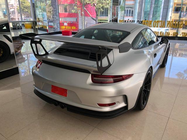 Ông trùm cafe Trung Nguyên tậu Porsche 911 GT3 RS thứ 2 tại Việt Nam - Ảnh 1.