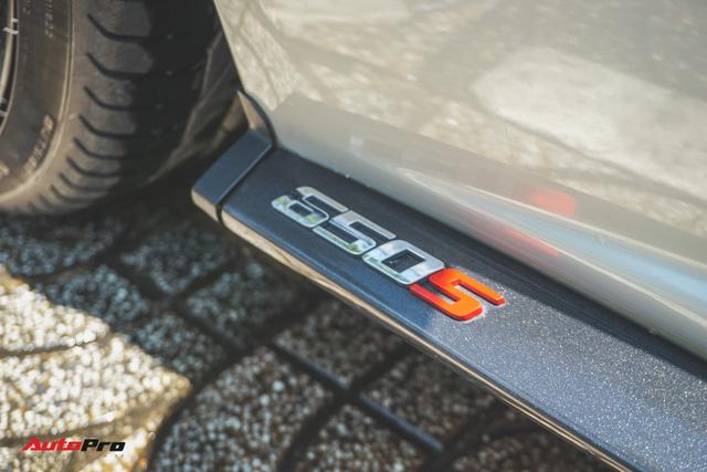 Chia tay bộ đôi Rolls-Royce, ông trùm cafe Trung Nguyên tiếp tục bán McLaren 650S Spider - Ảnh 6.
