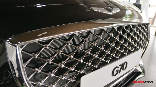 Chi tiết Genesis G70 - Xe Hàn giá 1,7 tỷ đồng cạnh tranh Mẹc C tại Việt Nam - Ảnh 5.