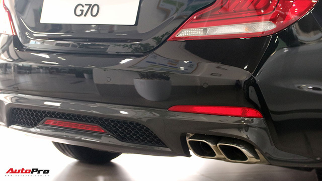 Chi tiết Genesis G70 - Xe Hàn giá 1,7 tỷ đồng cạnh tranh Mẹc C tại Việt Nam - Ảnh 10.