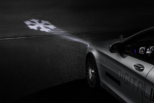 Mercedes-Benz Digital Light: Tương lai của đèn pha ô tô? - Ảnh 5.