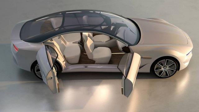 Những dòng xe ấn tượng nhất của Pininfarina - thương hiệu thiết kế xe cho VINFAST - Ảnh 15.