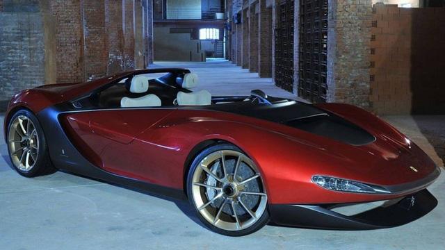Những dòng xe ấn tượng nhất của Pininfarina - thương hiệu thiết kế xe cho VINFAST - Ảnh 20.