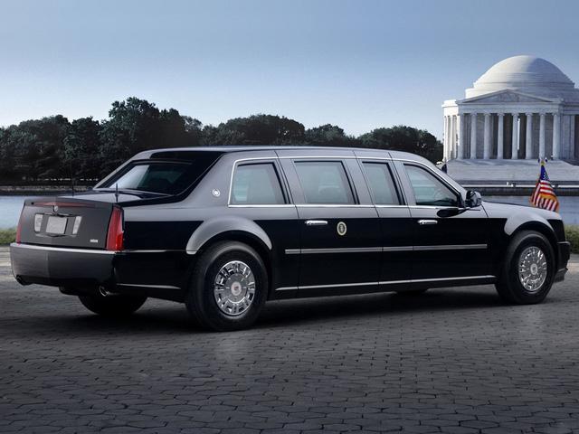 Siêu limousine Cadillac chống đạn mới của Tổng thống Trump chuẩn bị trình làng - Ảnh 2.