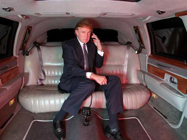 Siêu limousine Cadillac chống đạn mới của Tổng thống Trump chuẩn bị trình làng - Ảnh 4.