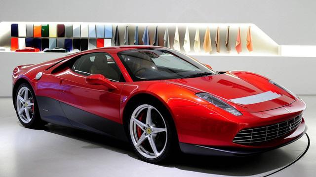 Những dòng xe ấn tượng nhất của Pininfarina - thương hiệu thiết kế xe cho VINFAST - Ảnh 7.