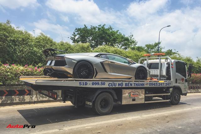 Ông chủ cafe Trung Nguyên tậu Lamborghini Aventador DMC độc nhất Việt Nam - Ảnh 11.