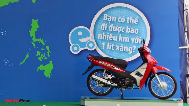 Xe tự chế của sinh viên Việt Nam đi được gần 587 km/lít xăng - Ảnh 6.