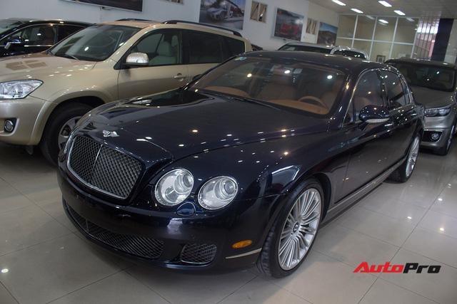 Có nên mua Bentley Continental Flying Spur Speed 2008 giá 3,2 đồng? - Ảnh 2.