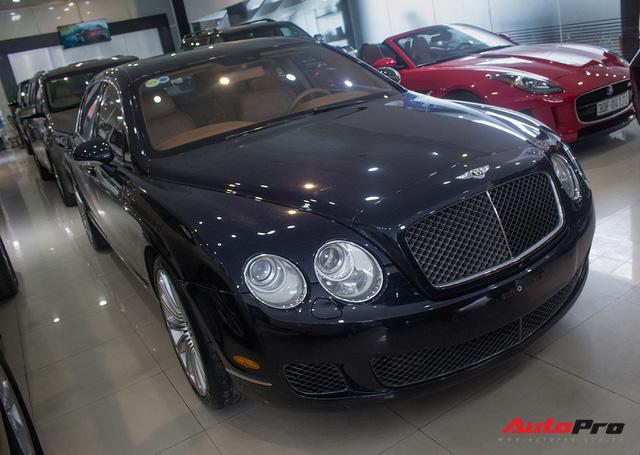 Có nên mua Bentley Continental Flying Spur Speed 2008 giá 3,2 đồng? - Ảnh 1.