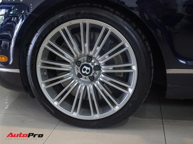 Có nên mua Bentley Continental Flying Spur Speed 2008 giá 3,2 đồng? - Ảnh 8.