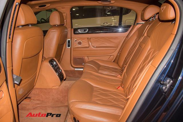 Có nên mua Bentley Continental Flying Spur Speed 2008 giá 3,2 đồng? - Ảnh 11.