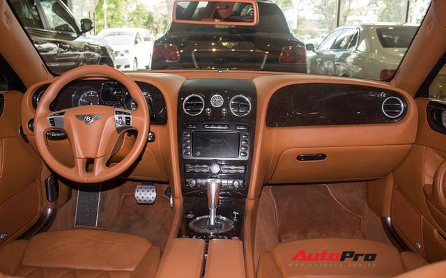 Có nên mua Bentley Continental Flying Spur Speed 2008 giá 3,2 đồng? - Ảnh 9.