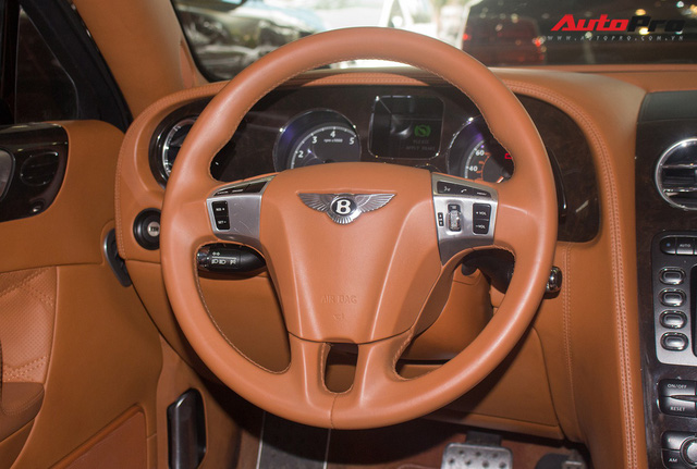 Có nên mua Bentley Continental Flying Spur Speed 2008 giá 3,2 đồng? - Ảnh 10.
