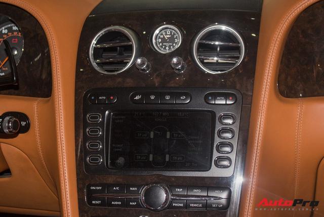 Có nên mua Bentley Continental Flying Spur Speed 2008 giá 3,2 đồng? - Ảnh 12.