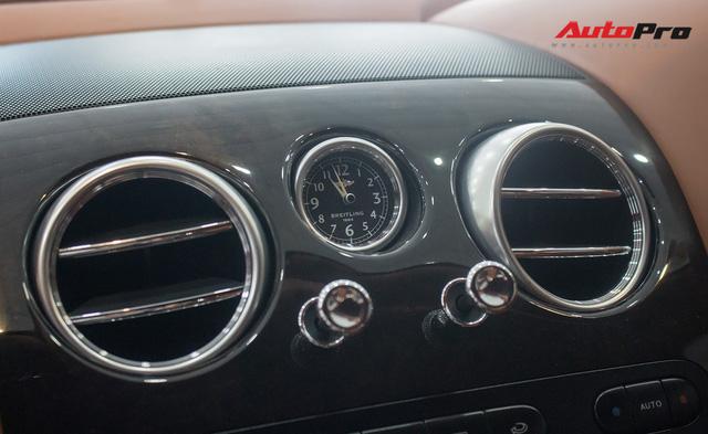Có nên mua Bentley Continental Flying Spur Speed 2008 giá 3,2 đồng? - Ảnh 19.