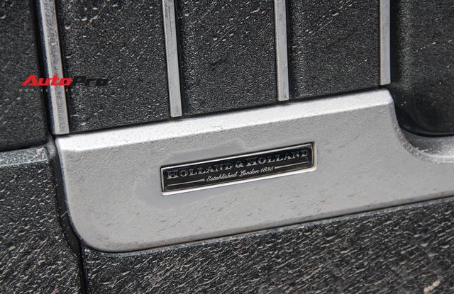 Range Rover Holland & Holland - SUV đắt nhất của hãng xe Anh quốc về Việt Nam - Ảnh 3.