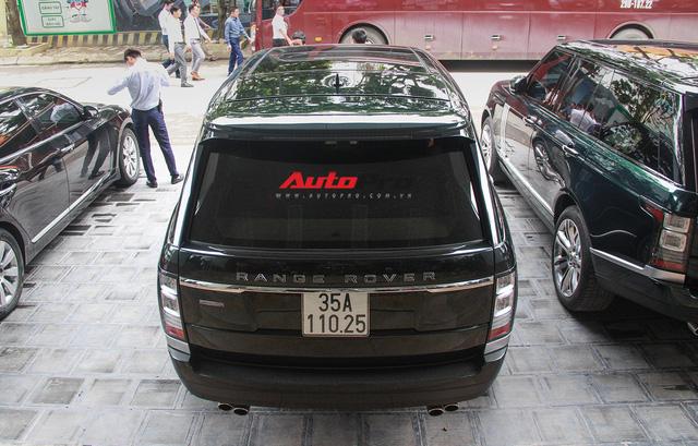 Range Rover Holland & Holland - SUV đắt nhất của hãng xe Anh quốc về Việt Nam - Ảnh 5.